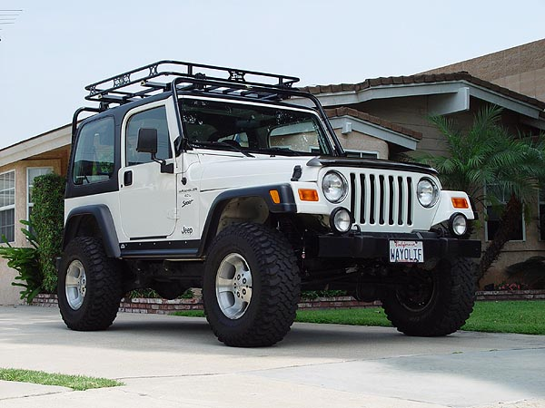 Jeep 3 Inch Budget Lift Installation