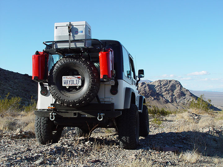 Trail Rack Jeepforum Com