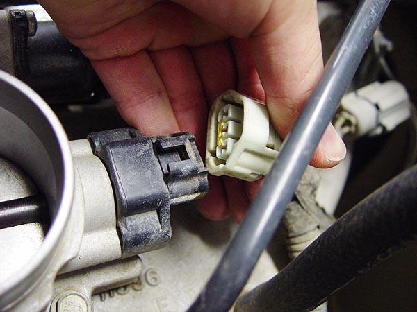 Dsc on Jeep Grand Cherokee Throttle Position Sensor