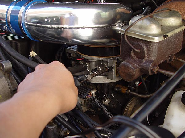 Howell Tbi Throttle Body Fuel Injection Installation Jeep Html Autos Weblog