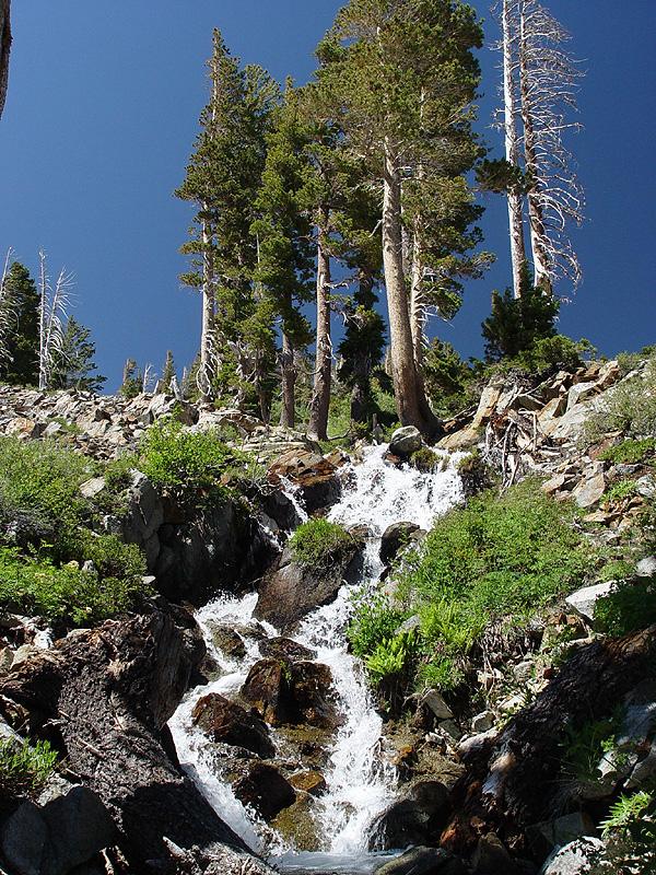 Tahoe And Lassen California Trip 2003
