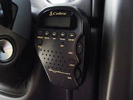 Cb on Jeep Wrangler Cb Radio Mount