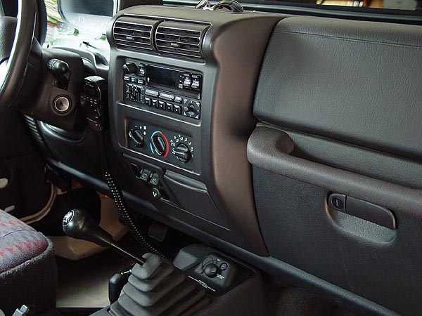 Cb Antenna Mount For Jk Installed Page 2 Jk Forum Com