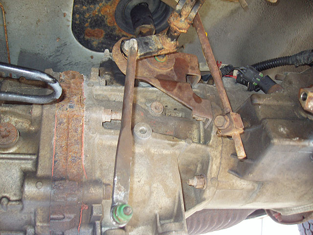 Jeep Tj Transfer Case Shifter Linkage Pictures to Pin on Pinterest