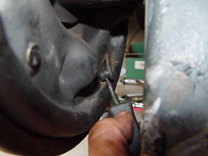 Jeep Rear Drum Brake Remove Install And Adjust