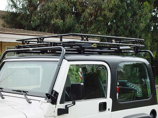 Kargo Master Congo Cage Jeep Roof Rack