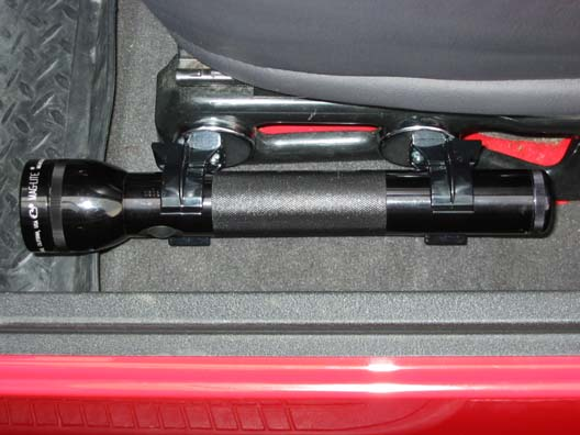 Jeep Maglite Mount Write Up