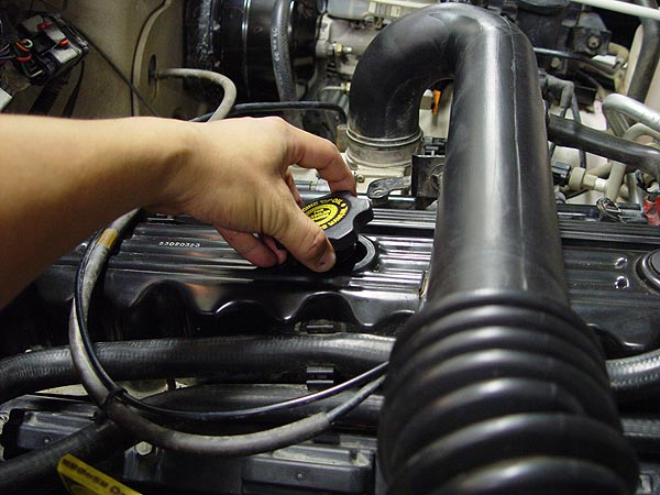 Jeep 4 0l Engine Oil Change Directions