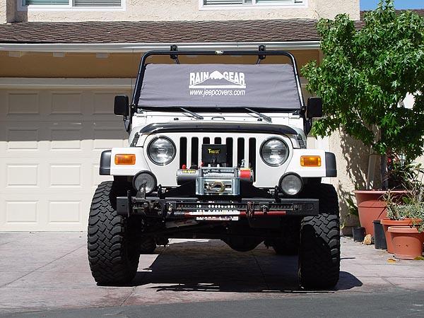 Jeep Wrangler Rain Cover >> Rain Gear Jeep Cab Covers
