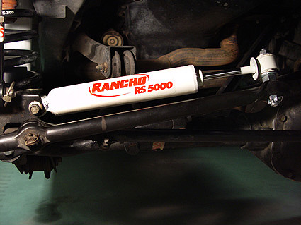 Rancho Shocks Rs5000 >> Steering Stabilizer Shopping - DodgeForum.com