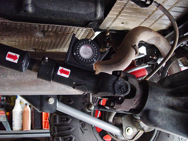 Advance Adapter Sye And Cv Drive Shaft Tj Installation