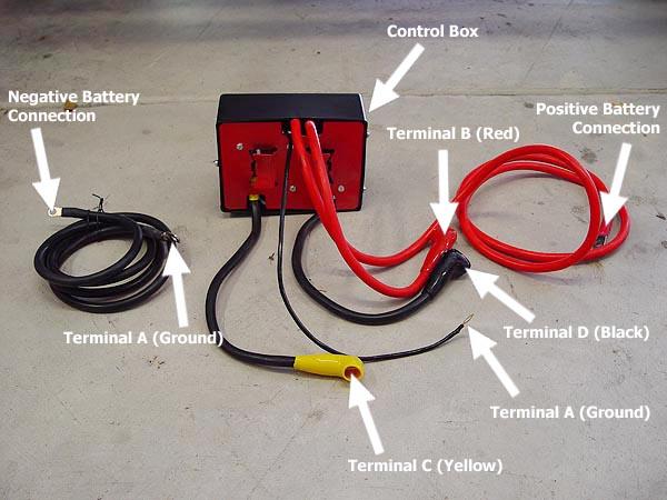 [TVPR_3874]  T-MAX EW-9500 Electric Winch - Jeep | T Max Winch Wiring Diagram |  | 4x4xplor.com