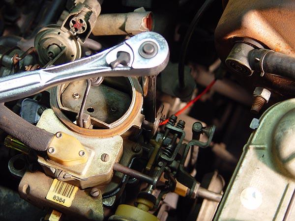 Dsc on Yj Fuel Pump