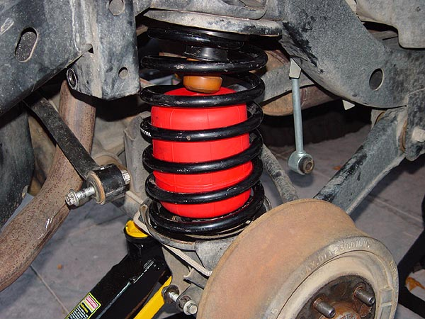 Jeep Tj Air Lift Suspension Installation Write
