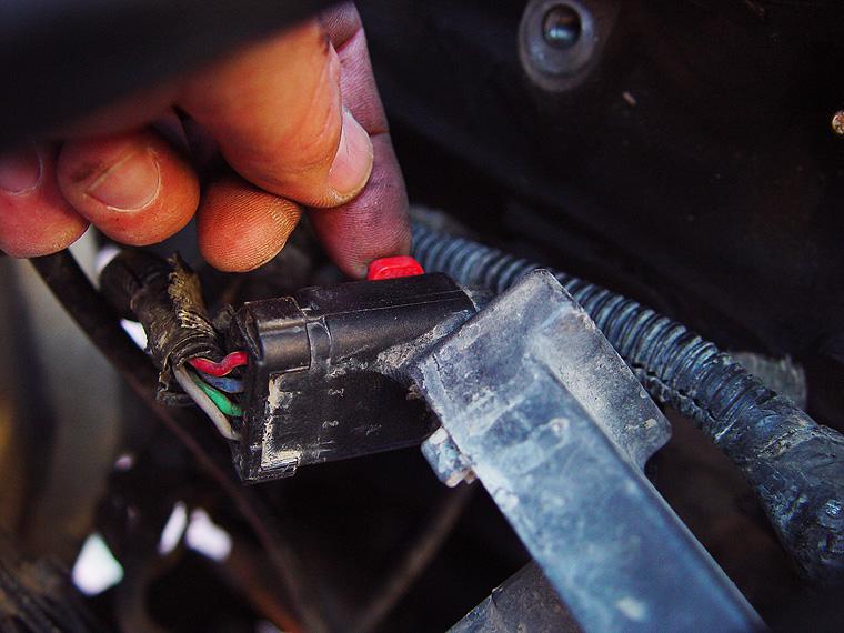 Jeep Tj No Distributors Engine Coil Rail