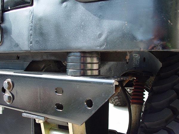 Jeep Cj Daystar Body Lift Write Up