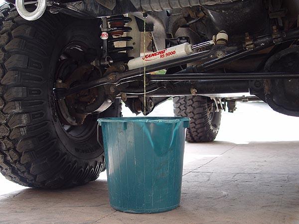 Jeep Tj Metal 3 Core Radiator Installation