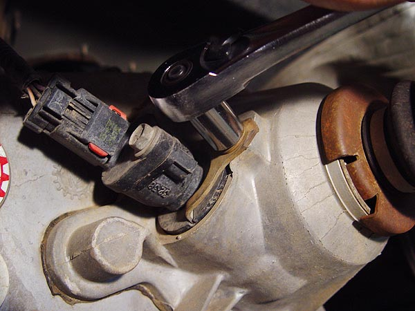 Changing Your Jeep Sdometer Gear on