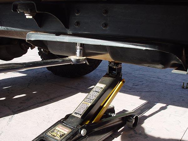 Jeep Tj Transfer Case Skid Plate Drop Vibe Fix
