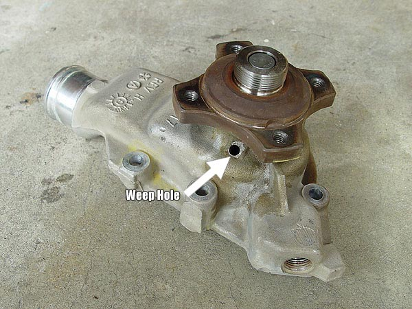 Replacing Your Jeep Waterpump